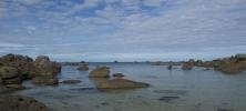 paysage roscoff bretagne